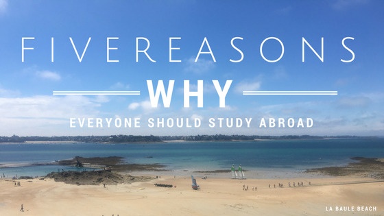 Why you should study abroad and how to study abroad